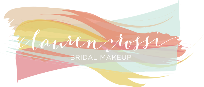 Lauren Rossi Bridal Makeup Logo