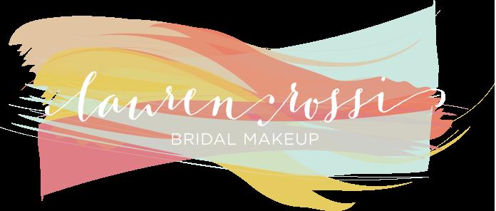 Lauren Rossi Bridal Makeup Logo